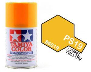 Tamiya PS19 Camel Yellow