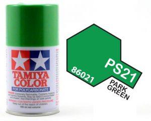 Tamiya PS21 Park Green