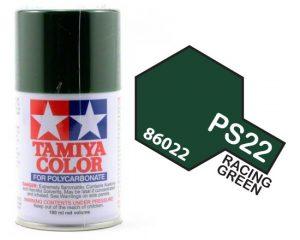 Tamiya PS22 Racing Green