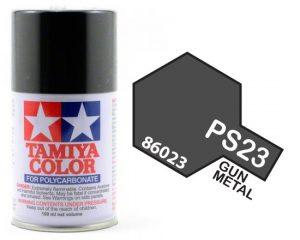 Tamiya PS23 Gun Metal
