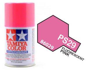 Tamiya PS29 Fluorescent Pink