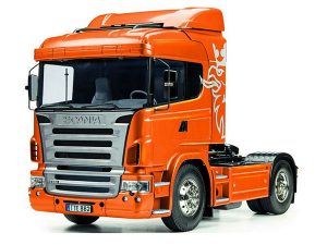 Tamiya Scania R470 Highline - Orange Edition 56338