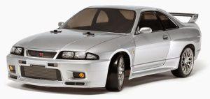 Tamiya Skyline GT-R R33 - TT-02D 58604
