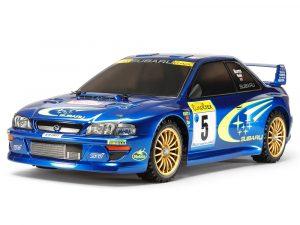 Tamiya Subaru Impreza Monte-Carlo 99 TT-02 58631
