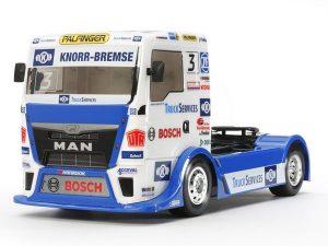 Tamiya Team Hahn Racing MAN TGS TT-01E 58632