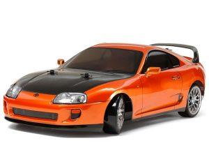 Tamiya Toyota Supra Drift (TT-02D) 58613