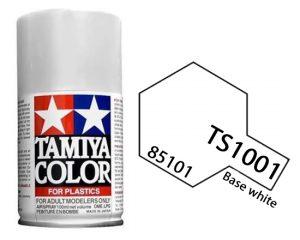 Tamiya TS-101 Base White