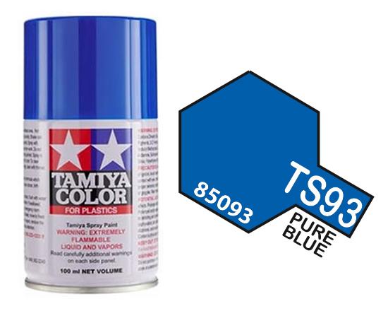 Tamiya TS-93 Pure Blue