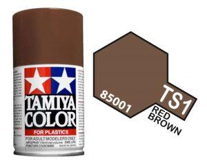 Tamiya TS-1 Red Brown