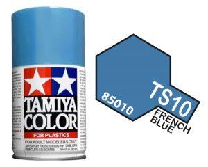 Tamiya TS-10 French Blue