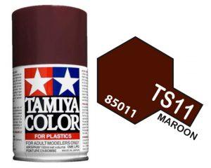 Tamiya TS-11 Maroon