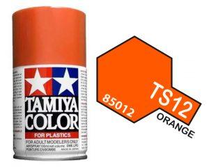 Tamiya TS-12 Orange 1