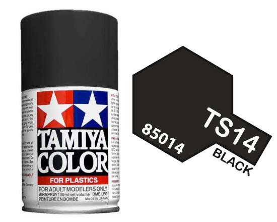 Tamiya TS-14 Black