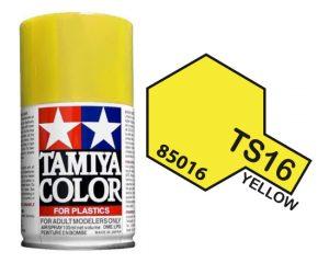 Tamiya TS-16 Yellow
