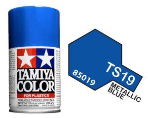 Tamiya TS-19 Metallic Blue