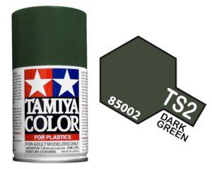 Tamiya TS-2 Dark Green