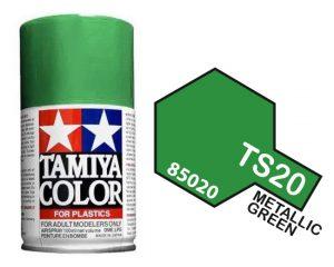 Tamiya TS-20 Metallic Green