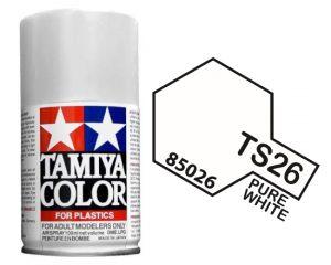 Tamiya TS-26 Pure White