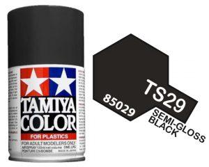 Tamiya TS-29 Semi Gloss Black