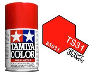 Tamiya TS-31 Bright Orange
