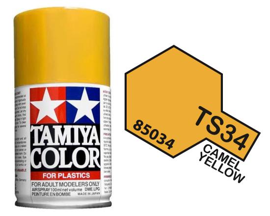Tamiya TS-34 Camel Yellow