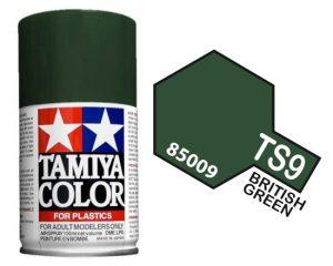 Tamiya TS-9 British Green