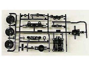 Tamiya TT-02 A Parts (Uprights)