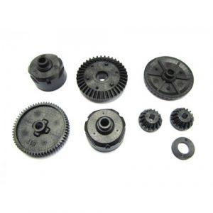 Tamiya TT01 G Parts Gears 51004