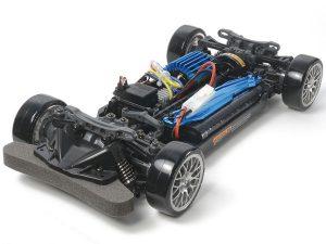 Tamiya TT-02D Drift Spec Chassis 58584