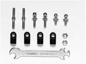 Tamiya Turnbuckle Tie-Rod Set TT01 53662