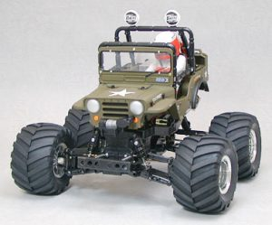 Tamiya Wild Willy 2  WR-02 58242