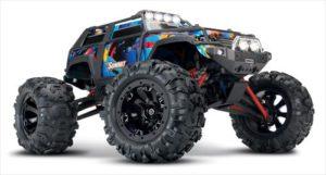 Traxxas 1/16 Summit RNR XL2.5 4WD (TQ/ 7.2V/DC Chg)