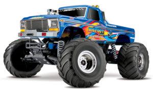 Traxxas Retro Bigfoot No.1 1:10 Officially Licensed Replica Monster Truck RTR