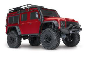 Traxxas TRX-4 TRX4 Crawler Land Rover Defender 110