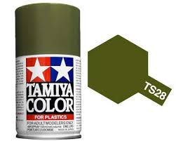 Tamiya TS-28 Olive Drab