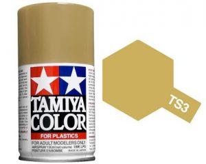 Tamiya TS-3 Dark Yellow
