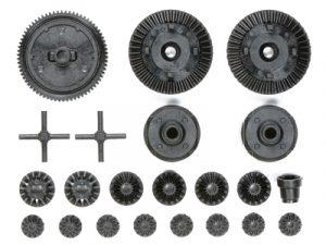 TT-02 G Parts - Gear