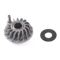 Turbofan & Steel washer