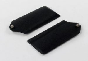 Twister Cp/Gold Flybar Paddles (2)