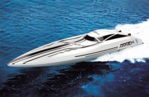 UDI UDI005 Arrow RTR - 2.4GHz Brushless Hi-Speed Boat