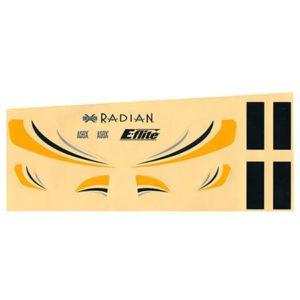 ULTRA MICRO RADIAN DECAL SHEET EFLU2901
