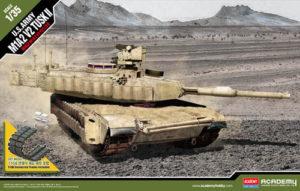 US ARMY M1A2 TANK V2 TUSK 11