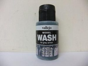 Vallejo Model Wash 35ml - Blue Grey Wash