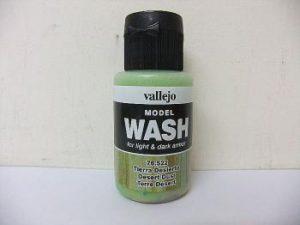 Vallejo Model Wash 35ml - Desert Dust Wash
