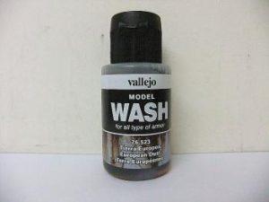 Vallejo Model Wash 35ml - European Dust Wash