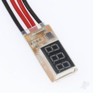 Voltage and Current Mini Meter