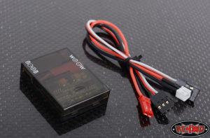 WARN RC4WD Wired Winch Control Unit for 9.5cti Scaler winch wires inc Bulldog