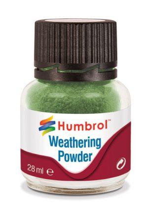 Humbrol Weathering Powder Chrome Oxide Green - 28ml