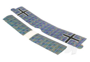 Wing Set with Decals (Fokker DVII)