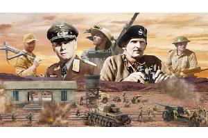 Italeri WW11: EL ALAMEIN Battle at the Railway Station